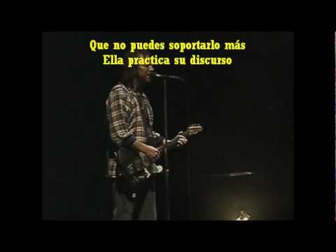 Pearl Jam  Better Man  Chile 2005 Subtitulado