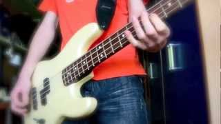 Feeling This - Blink 182 - Bass Cover