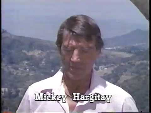 MICKEY HARGITAY talks about his MR.UNIVERSE, 1988.
