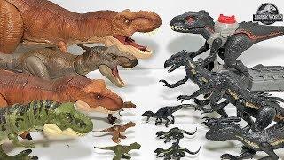 my-mega-t-rex-vs-indoraptor-toys-collection-jurassic-world-fallen-kingdom-dinosaur-toys