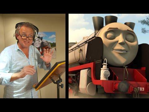 Hugh Bonneville in Thomas the Tank Engine
