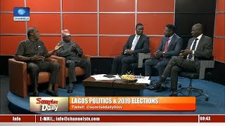 Pearce Takes A Swipe At Sanwo Olu As APC Insists Party Is United |Sunrise Daily|