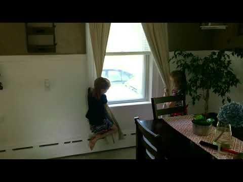 Kwikhang Curtain Rod Brackets Demo Video