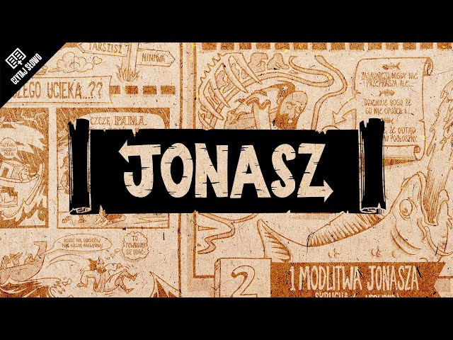 Omówienie: Księga Jonasza