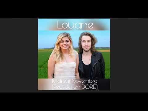 Louane  Midi sur Novembre feat Julien Doré