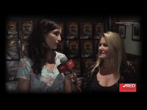 """Redcarpetnz.tv at the premiere of """"I survived a Zombie Holocaust"""""""