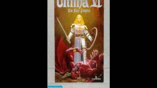 Ultima VI - False Prophet MUSIC - Rule Britannia (AdLib)