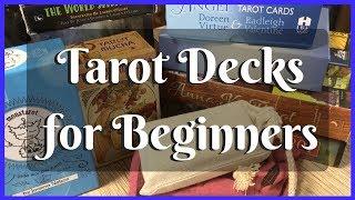 Top 15+ Tarot Decks For Beginners!
