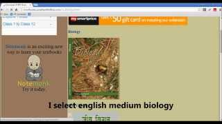 How to download ncert books for free with english subtitle