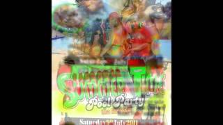 "Vybz kartel - Summer Time      ""Hotta Flex Pool Party"""