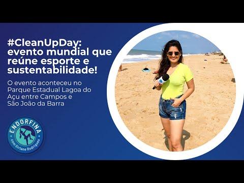 Clean Up Day: Evento mundial une esporte e ajuda na limpeza dos mares