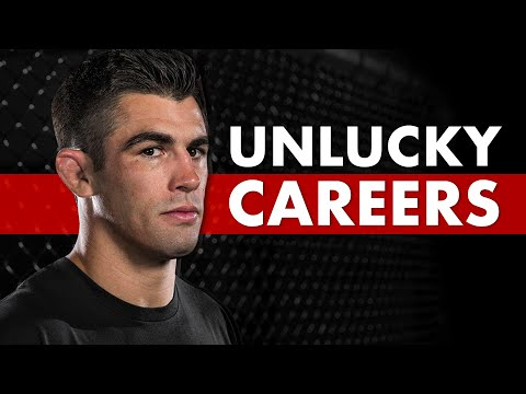 The 10 Most Unlucky Careers In MMA History