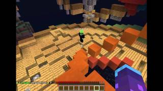 Minecraft: Skywars: I