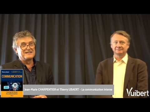 Jean-Marie Charpentier - La Communication Interne