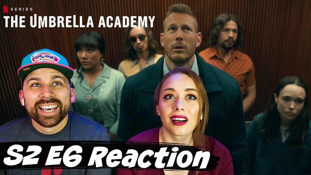 "The Umbrella Academy S2 E6 ""A Light Supper"" Reaction & Review!"