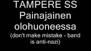 Tampere SS - Painajainen Olohuoneessa (with lyrics translation!!)