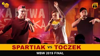 Spartiak  Toczek  WBW 2019 Finał (freestyle rap battle)