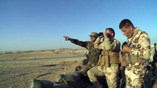 Krieg gegen die IS-Terroristen: Unterwegs mit kurdischen Kämpfern im Irak