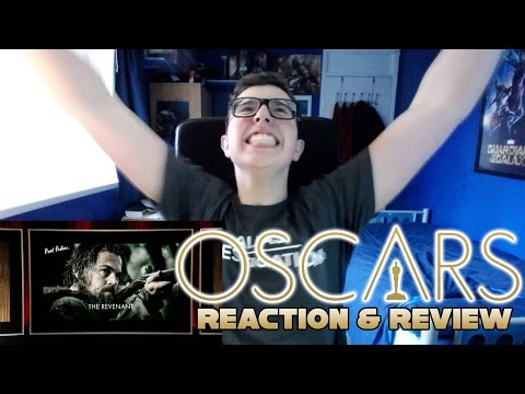 Oscar Nominations 2016 Reaction & Review