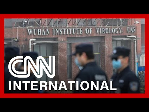 CNNi: WHO heads to Wuhan lab at center of conspiracy theories