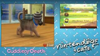 Nintendogs + Cats: French Bulldog And New Friends - Livestream Trailer