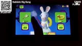 Rabbids Big Bang - Игры для Android, смартфона, планшета