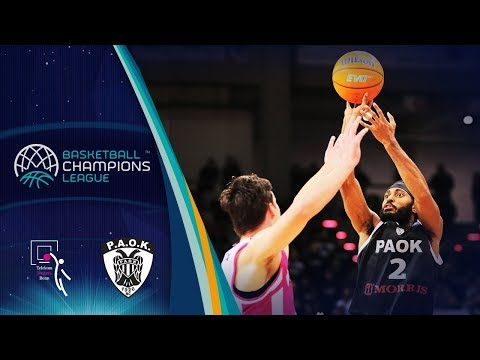 Telekom Baskets Bonn V Paok – Highlights – Basketball Champions League 2019-20