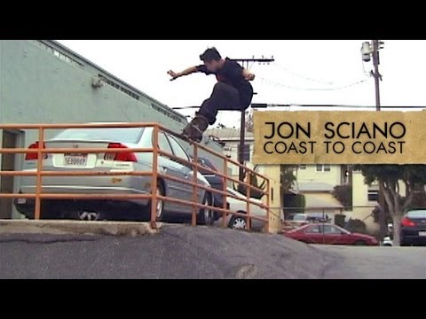 Jon Sciano: Coast to Coast