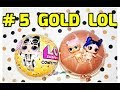 LOL WAVE 2 GOLD BALL 100% HACK WEIGHT Confetti POP Series 3 Lil DAWN & DUSK