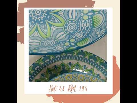 Prettyplates By Anna Set 48