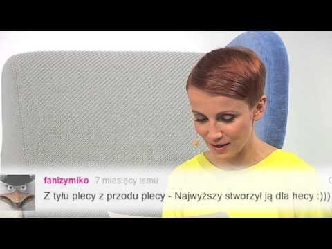 Projekt Drażba: Katarzyna Zielińska czyta Wasze komentarze [Plotek]