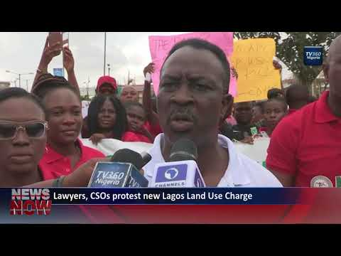 Lawyers, CSOs protest new Lagos Land Use Chage law