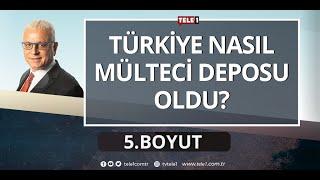 Türkiye kaosa mı sürükleniyor?  5. BOYUT (30 TEMMUZ 2021)