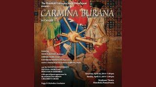 Carmina Burana: I. Primo vere: Ecce gratum (Live)