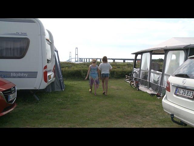 Storebælt Camping & Feriecenter - Sommerkaravanen 2016 Dag 5
