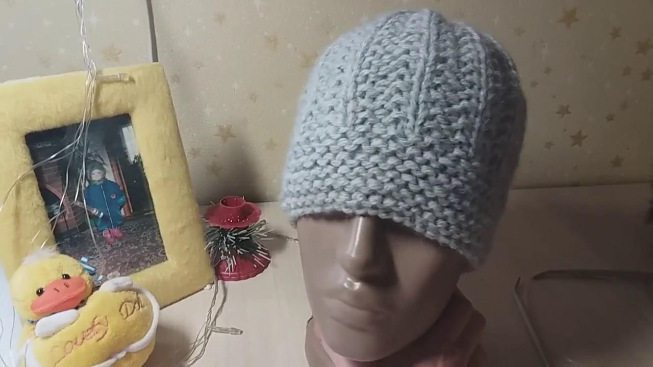 23 июл 2016. Размер шапки-бини: на окружность головы 56-58 см, высота шапочки 28 см. Для вязания шапки потребуется: пряжа nako arctic № 6070.