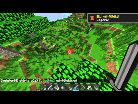 Minecraft Survival a Haverokkal.*1.Rész - YouTube