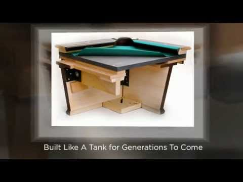6 Foot Pool Tables - 480-792-1115 For More Info &Custom Options