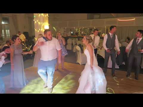 Tregenna Castle Wedding With SoundONE Cornwall Wedding DJ