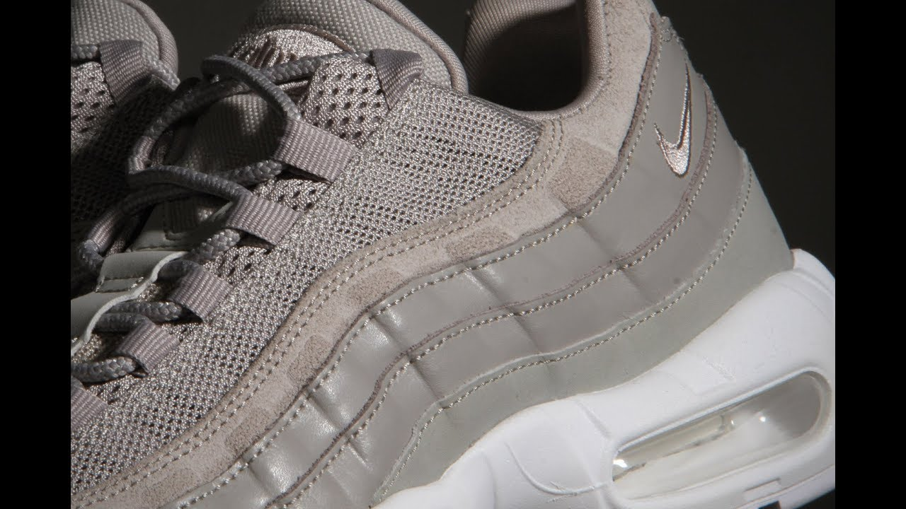 Nike Air Max 95 Cobblestone Youtube En Foco Youtube Cobblestone 3ab8bf