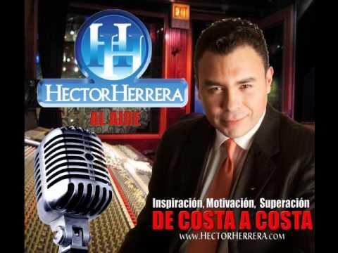 Hector Herrera al aire, AUTOINDAGACION CON CAROLINA CORADA.