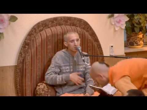 Шримад Бхагаватам 4.11.17 - Сарвагья прабху