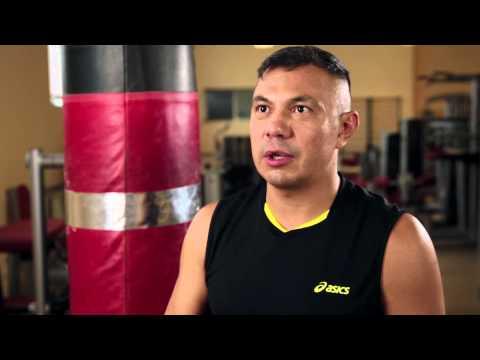 Бокс для начинающих, тренировки, упражнения. Видео