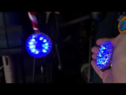 Bluefruit Playground Hide and Seek Ornaments @adafruit @johnedgarpark #adafruit
