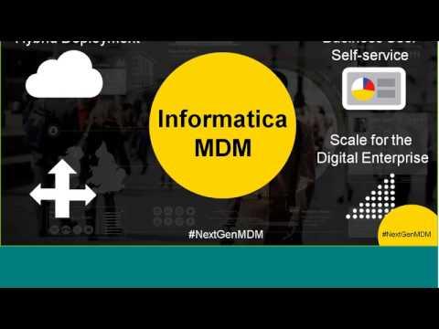 What's New in Informatica MDM v10.2?