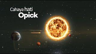 Opick - Cahaya Hati Video Lirik
