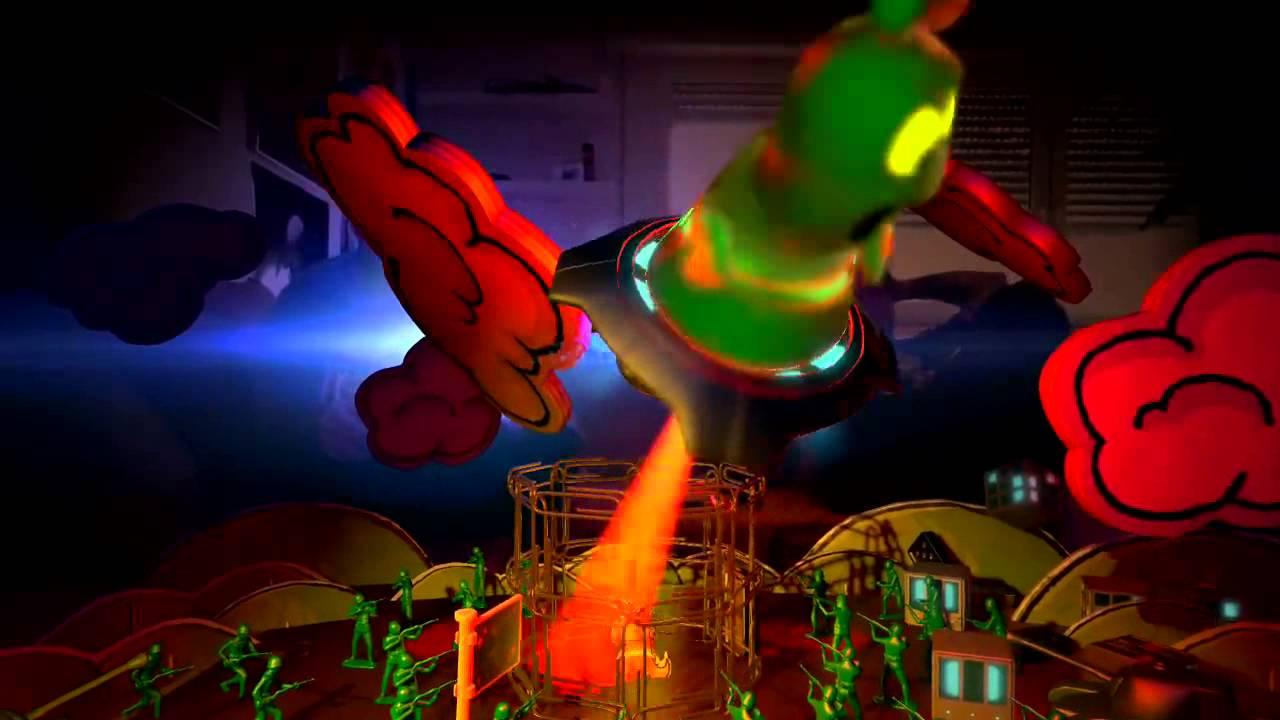 The Playroom: My Alien Buddy DLC Gameplay