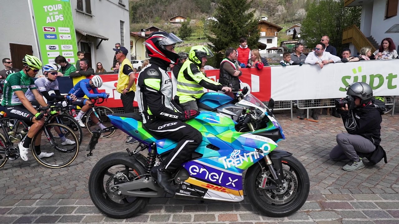 Tour of the Alps Day 4 - An electric stage kindles Cles