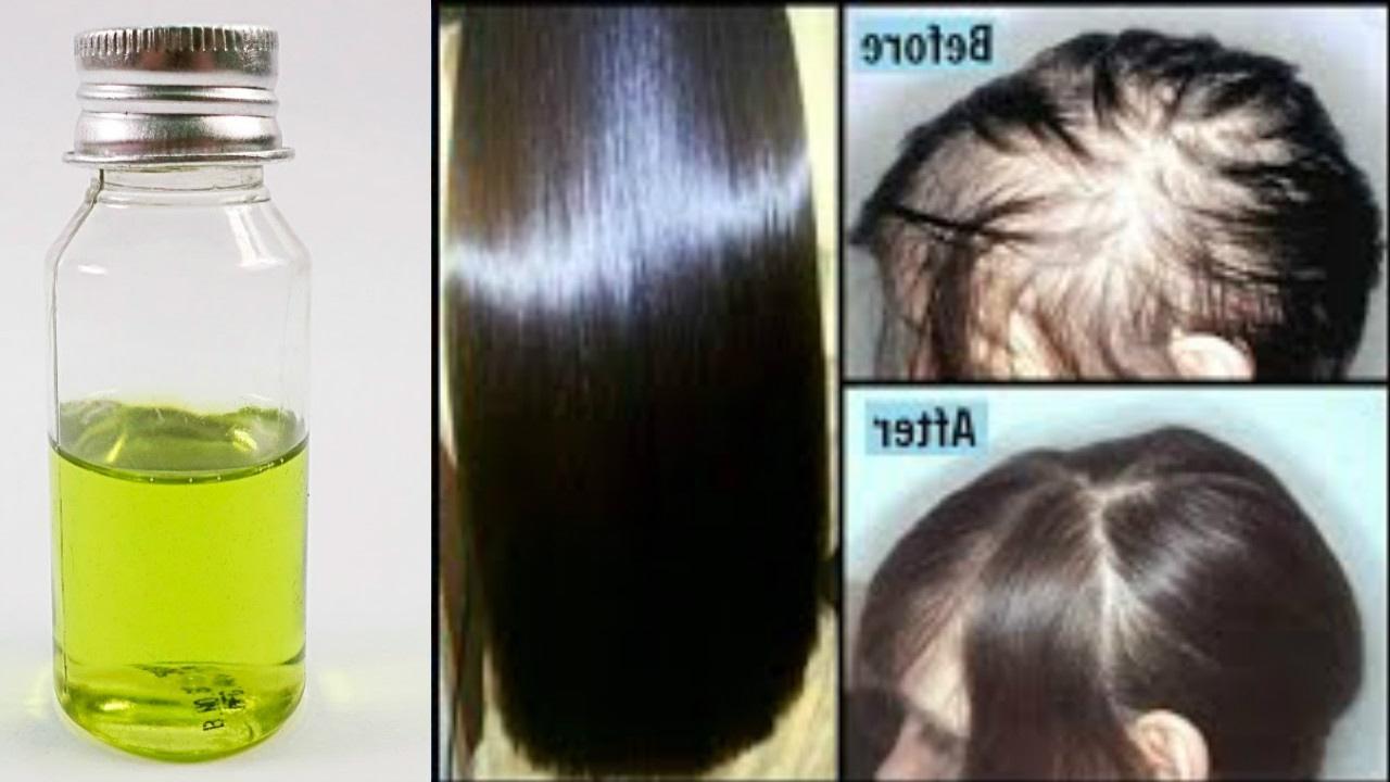 Huile de coco accelere la pousse des cheveux