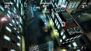【ShadowPlay 1080p】 Death Rally (PC 2012) Endgame gameplay and final boss